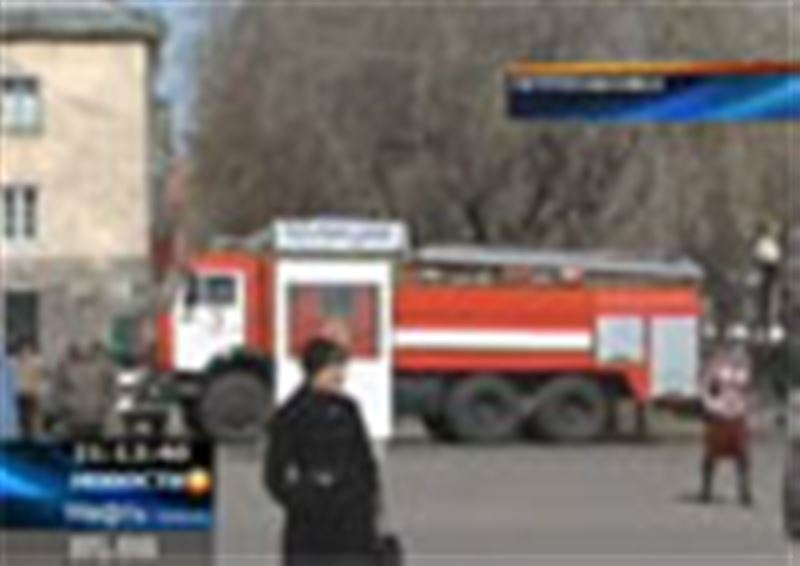 Здания акиматов Петропавловска и Северо-Казахстанской области были оцеплены из-за антитеррористических учений, которые без предупреждения решили провести спецслужбы