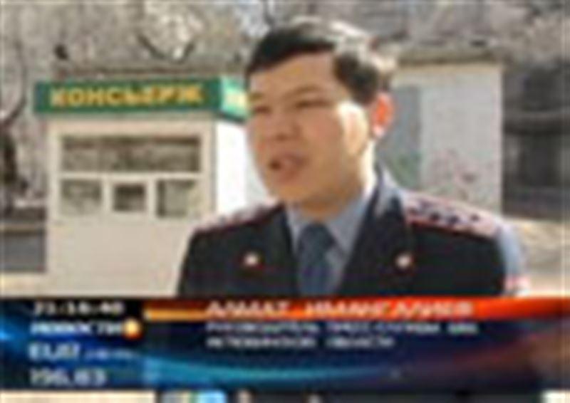 Актюбинские полицейские призывают на помощь пенсионеров
