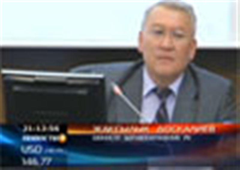 Министр здравоохранения недоволен тем, как в южных регионах республики борются с клещами-переносчиками КГЛ