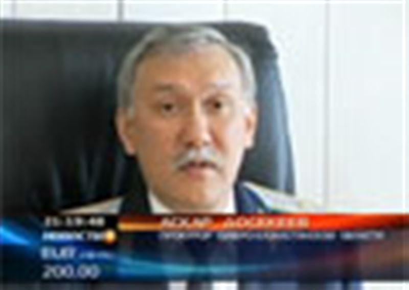 В Петропавловске возбуждено уголовное дело в отношении директора троллейбусного парка