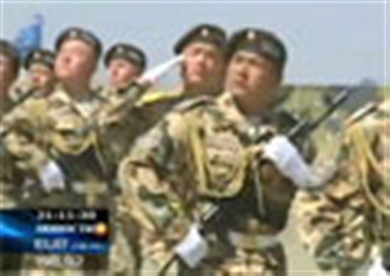 Казахстанские Вооруженные Силы примут участие в параде Победы на Красной площади в Москве