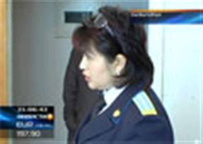 В Кызылорде вынесли приговор четверым полицейским. Их признали виновными в хищении табельного оружия
