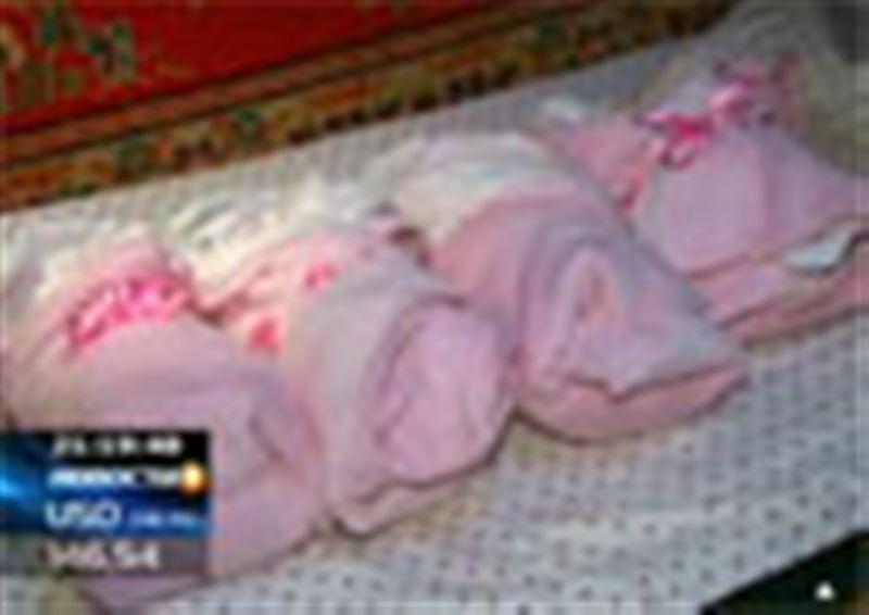 Из института педиатрии в Алматы выписали четверняшек, появившихся на свет еще 9 марта