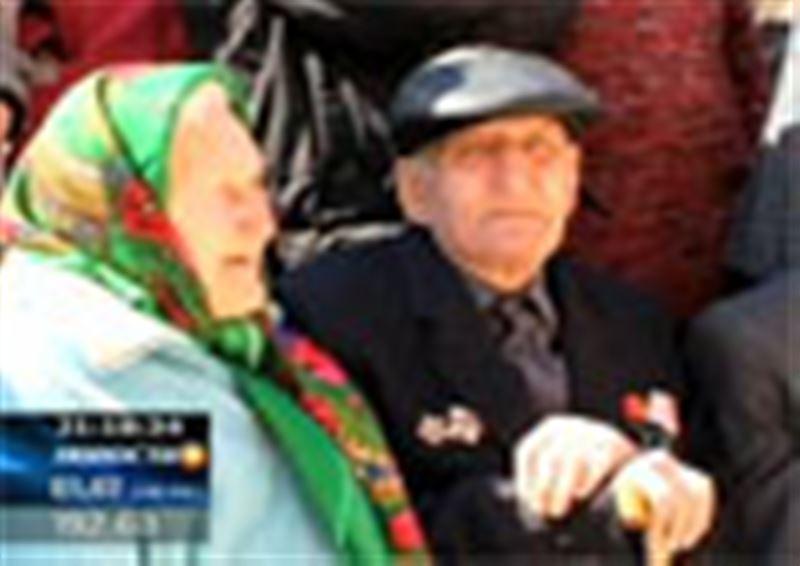 В Северо-Казахстанской области половина фронтовиков проживают на селе, в неблагоустроенных старых домах