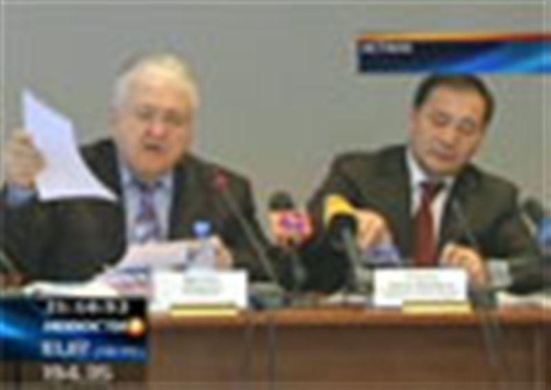 Принята Доктрина национального единства Казахстана