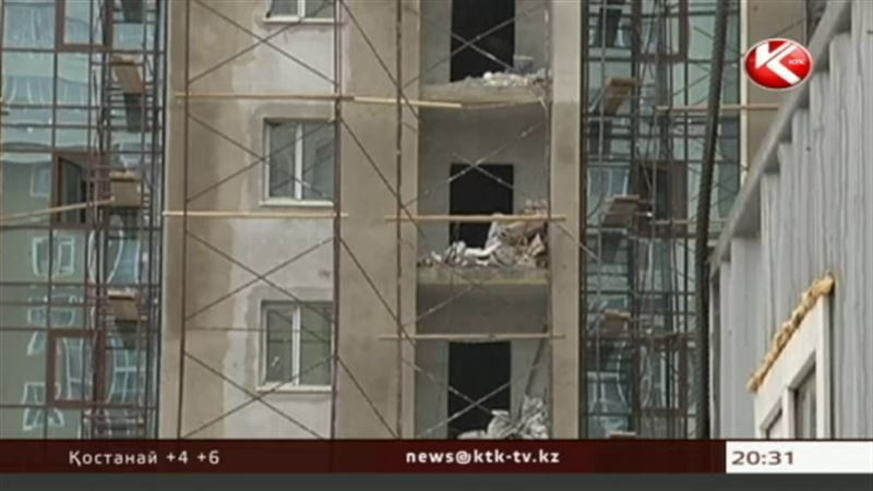 Астанадағы құрылыс алаңында болған  оқыс оқиғаға байланысты қылмыстық іс қозғалды