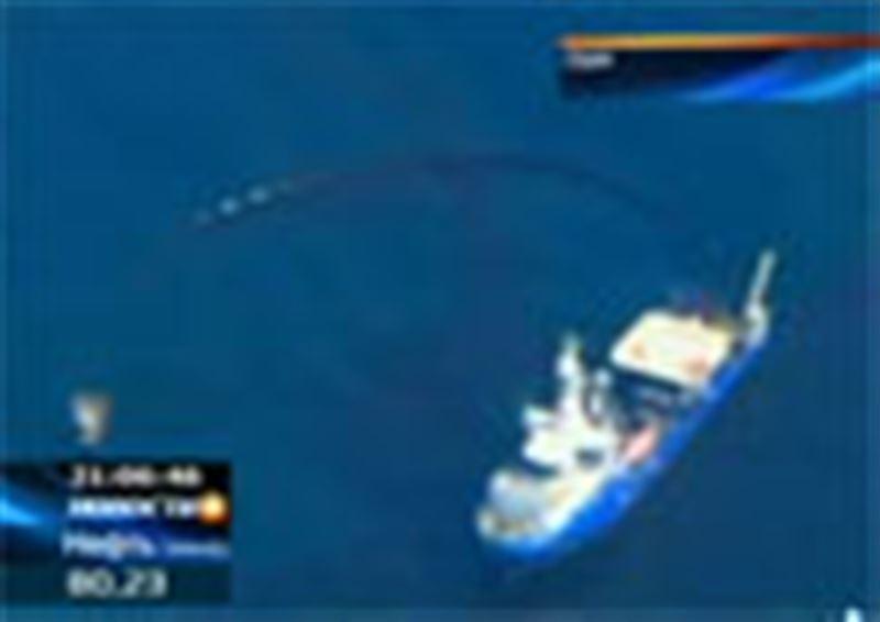 В Мексиканском заливе продолжается борьба с разливом нефти