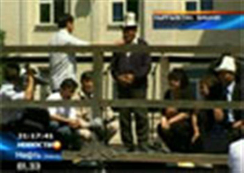 В Бишкеке вновь митингуют – на этот раз противники новой власти