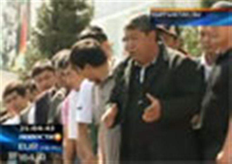 На юге Кыргызстана вновь беспорядки