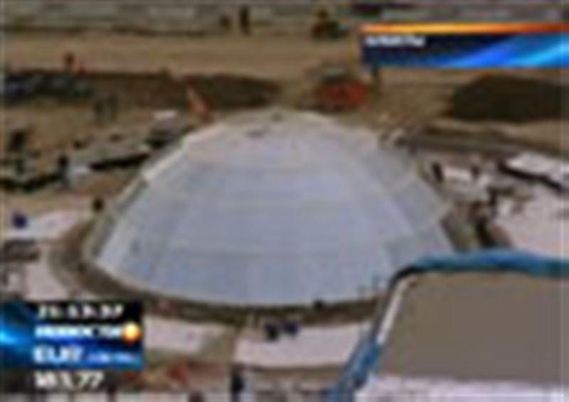 На главной площади Алматы вскоре, наконец, уберут заборы и строительные леса