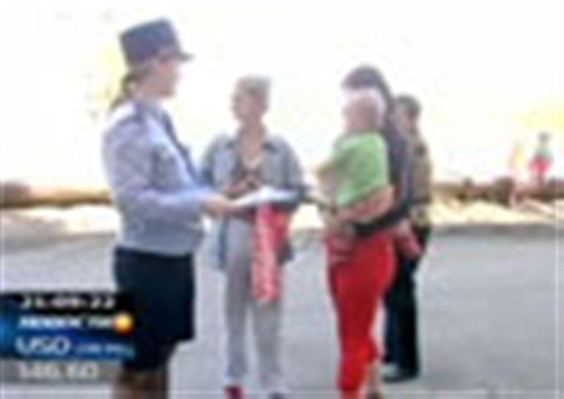 В городе Шахтинске пропала двухлетняя девочка, на поиски брошены спасатели и полицейские