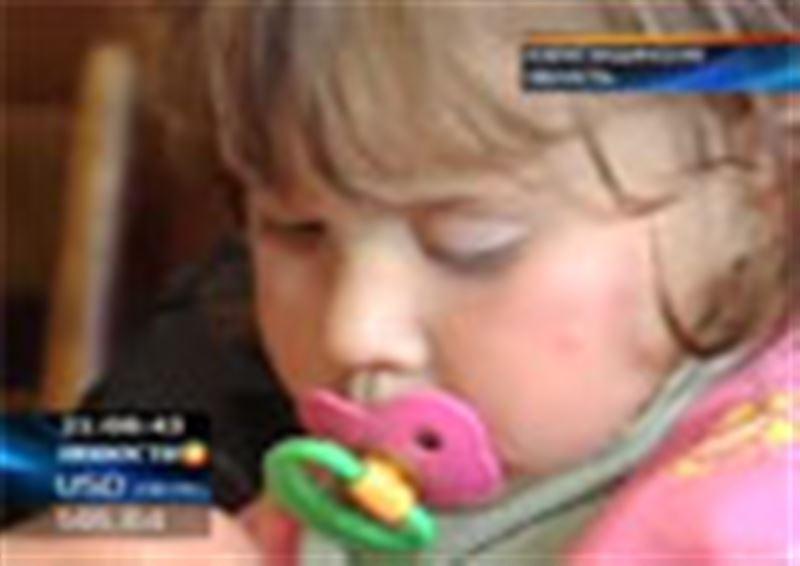 В Караганде нашлась пропавшая 6 дней назад двухлетняя девочка