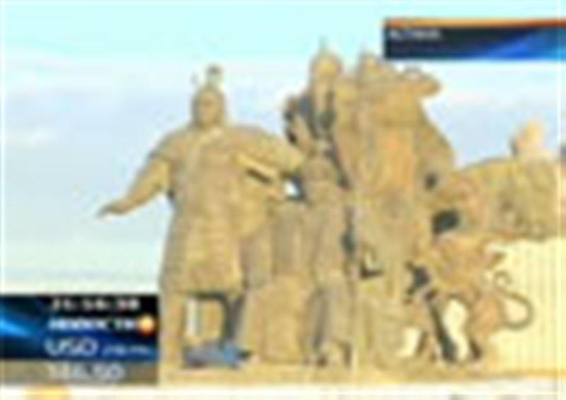 Основатели казахской государственности Жанибек и Керей вновь не смогли занять достойного места в столице Казахстана