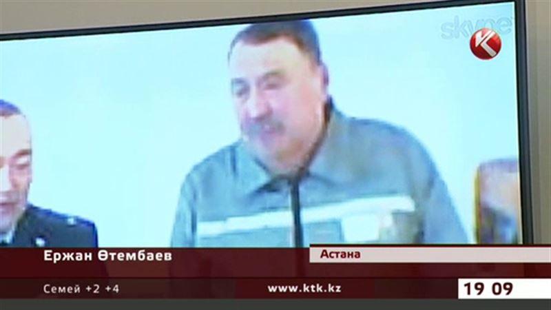 Ержан Өтембаев бостандыққа шықты