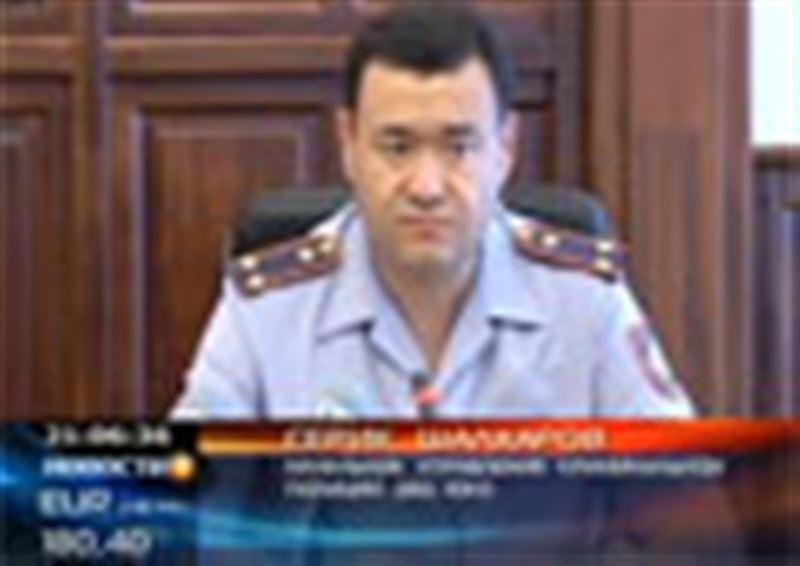 В Южном Казахстaне задержали группу разбойников, которая целый месяц держала в страхе владельцев АЗС