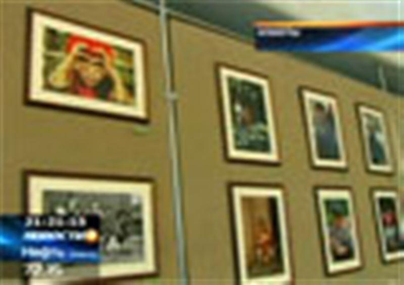 «Дети» - фотовыставка под таким названием открылась сегодня в Алматы при поддержке Фонда первого Президента