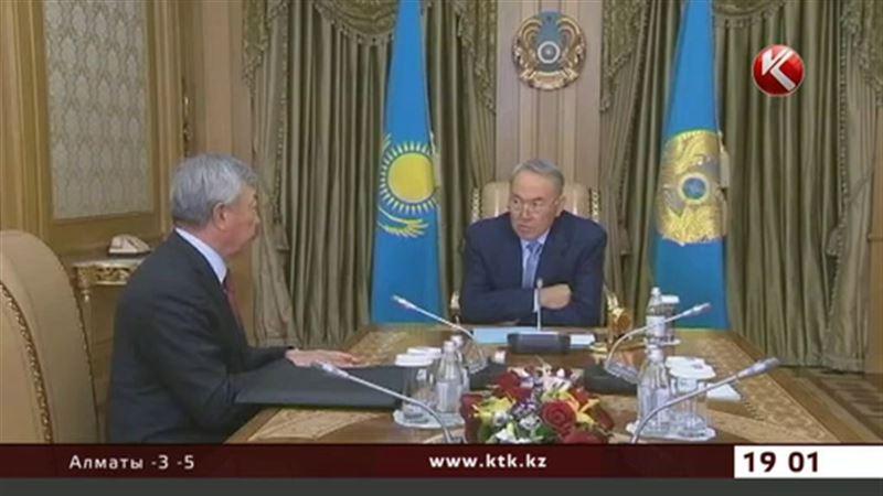 Әбіқаев жиһадшы қазақтар жайында президентке есеп берді