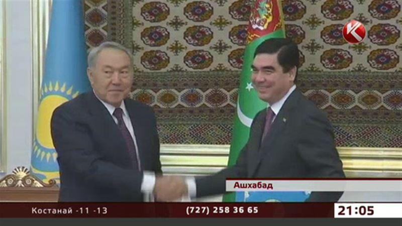 Нурсултан Назарбаев стал почетным старейшиной Туркменистана