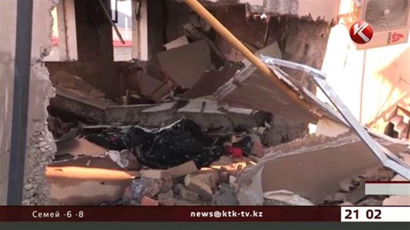 Взрыв газа прогремел и в Шымкенте