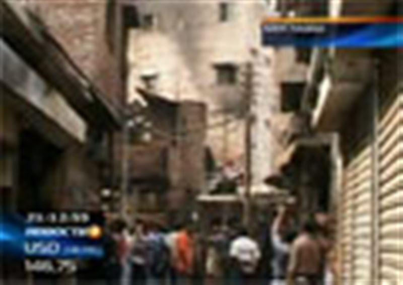 Больше ста человек погибли минувшей ночью в результате пожара в Бангладеш