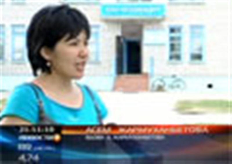 Трагедия в Восточном Казахстане. Сотрудники школы украшали здание и сорвались с высоты второго этажа