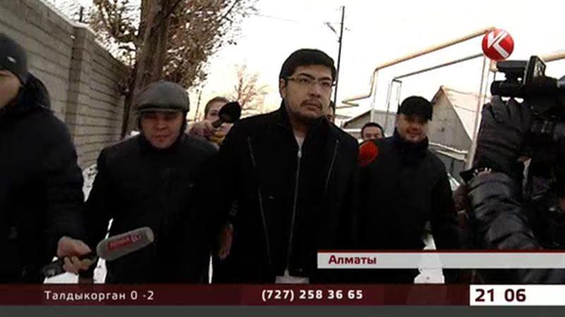 Максата Усенова в очередной раз лишили прав