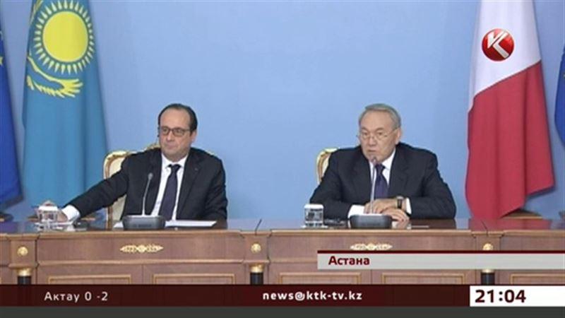 Назарбаев: я не хочу выступать ничьим адвокатом, в том числе Путина