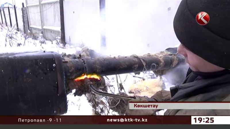 Көкшетауда қарызын өтемеген кәсіпорындардың құбыры кесіліп жатыр