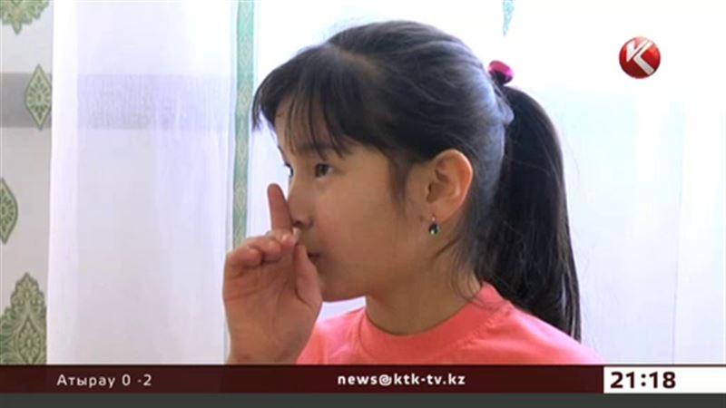 В Актюбинской области девочка спасла из пожара маленьких сестёр