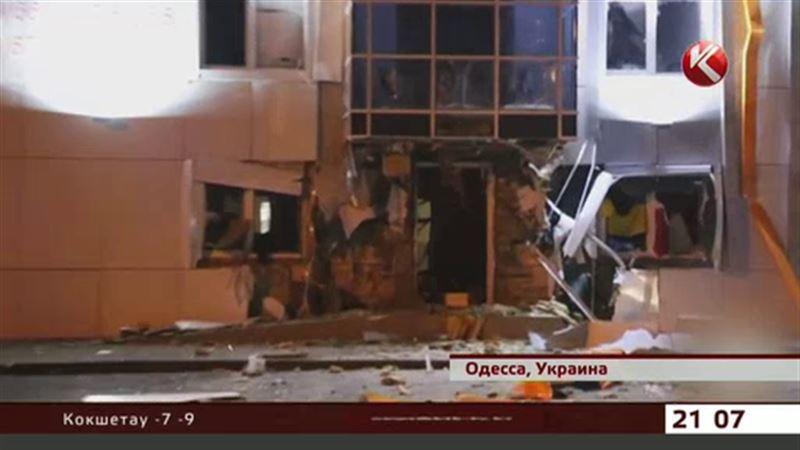 В Одессе прогремел мощный взрыв