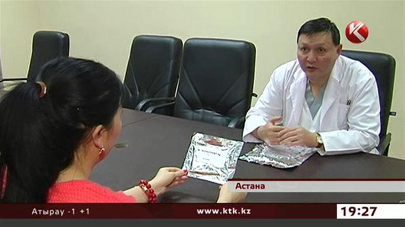 Қазақ хирургы жасанды адам терісін өсіруді ойлап тапты