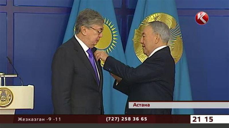 Нурсултан Назарбаев сказал, что работать президентом непросто
