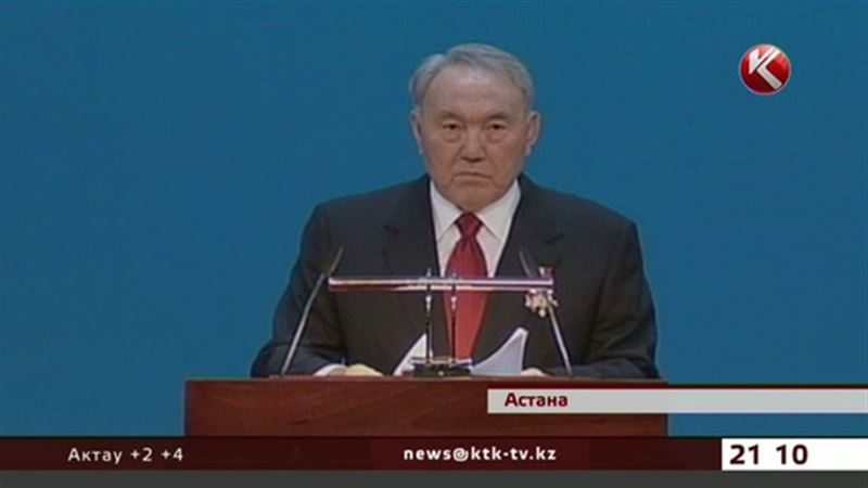 Президент призвал казахстанцев готовиться к тяжелым временам