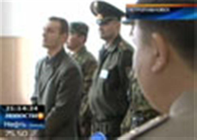 В Петропавловске завершился громкий процесс по делу офицера Сил воздушной обороны