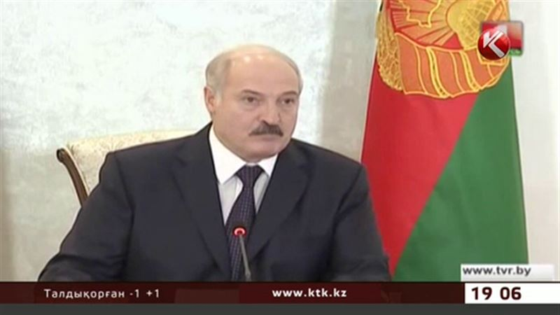 Лукашенко: Жалғыз Ресейге қарап сыйынып отыратын жағдай жоқ