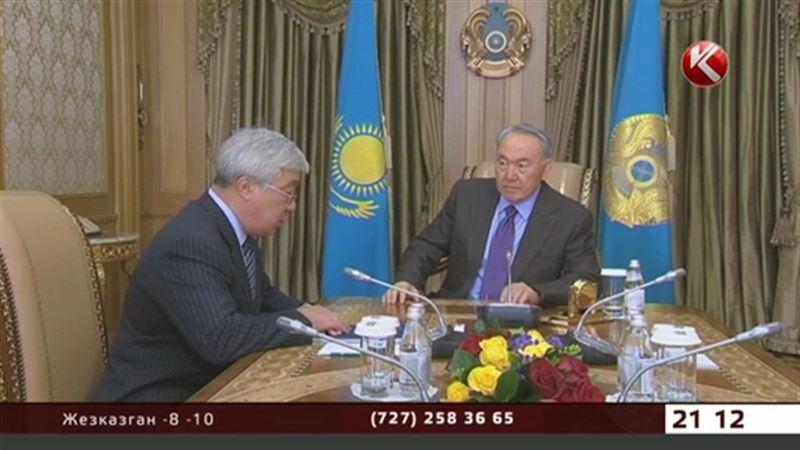 Главу казахстанского МИДа вызвали к Президенту