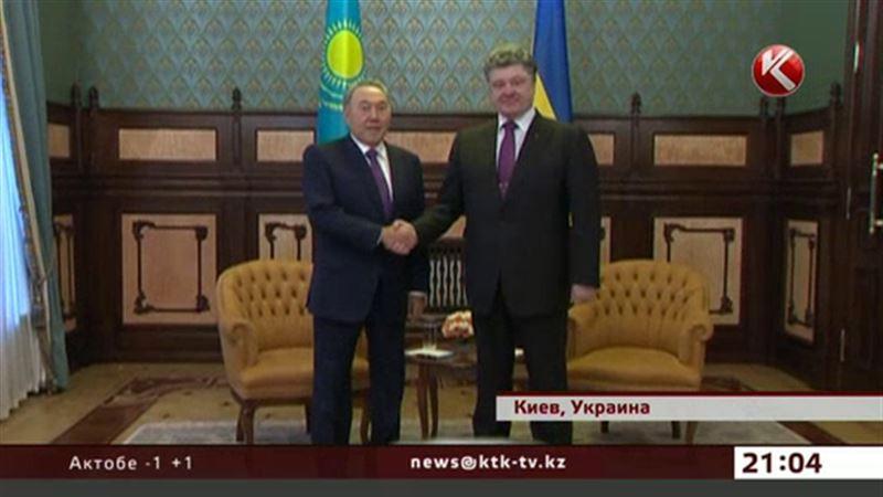 Назарбаев: санкции – это путь в никуда