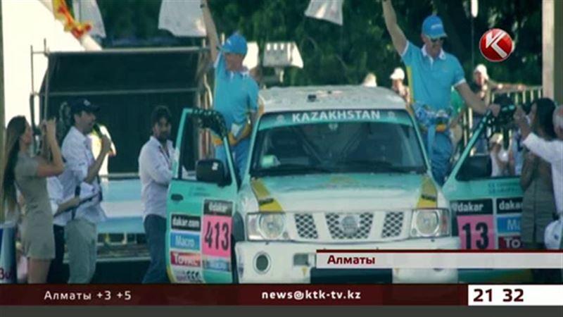 Казахстанцы настроены превзойти свои достижения на «Дакаре»