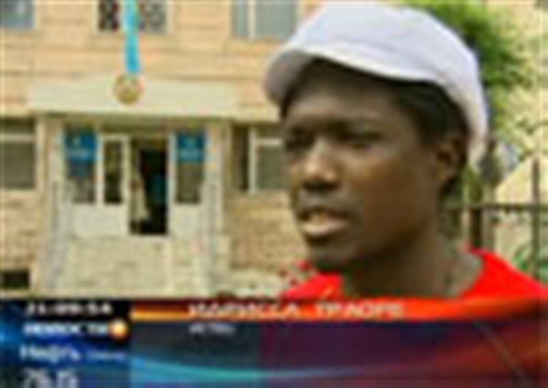 На Департамент внутренних дел Алматы подал в суд гражданин африканского государства Мали