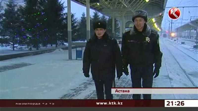 В Астану стягивают дополнительные полицейские подразделения