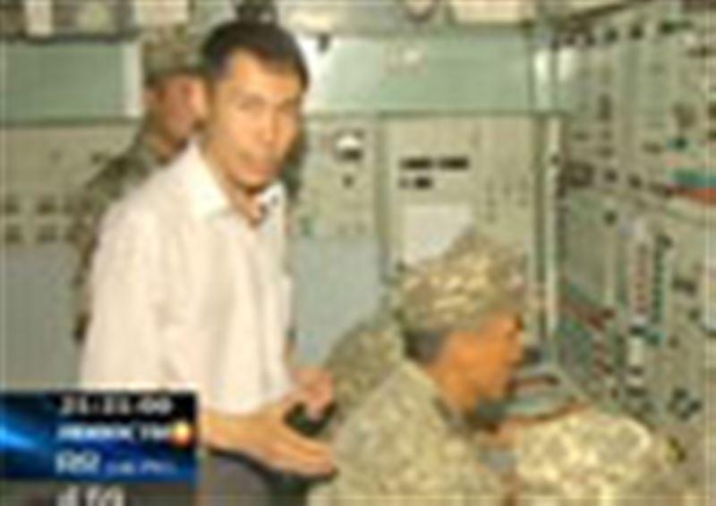 Войска Сил Воздушной Обороны проводили тактические учения в окрестностях Астаны