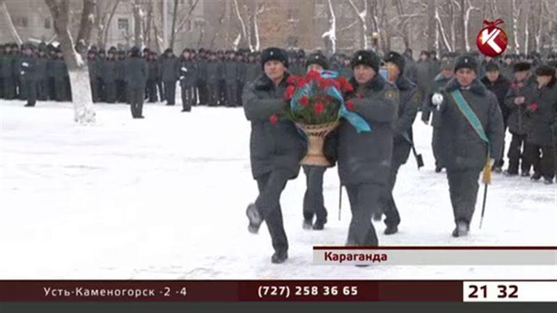 Вымпел Победы начал свое шествие по стране
