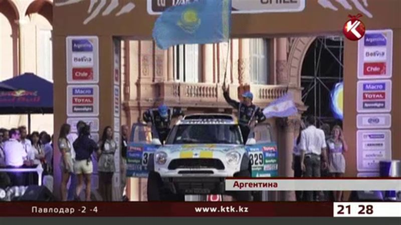 Казахстанцы поборются за «Золотой бедуин» на ралли «Дакар»
