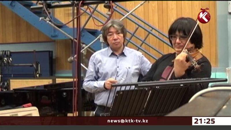 Произведения Еркеша Шакеева исполнит Лондонский симфонический оркестр