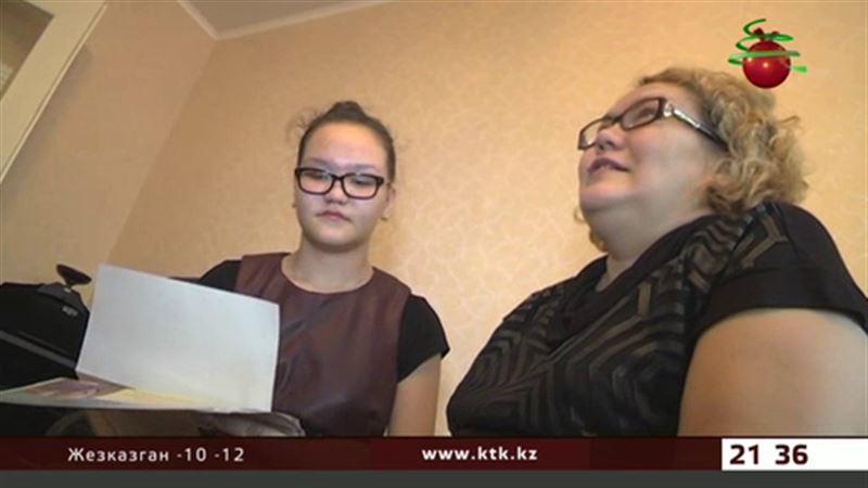 Павлодарская школьница получила письмо от Елизаветы II