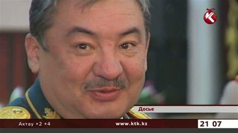 В Астане начали судить бывшего руководителя Пограничной службы