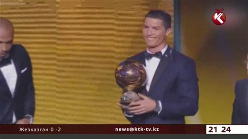 «Золотой мяч» опять у Криштиану Роналду