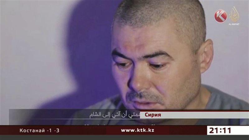 КНБ: снятый на видео агент ФСБ не может быть казахстанцем