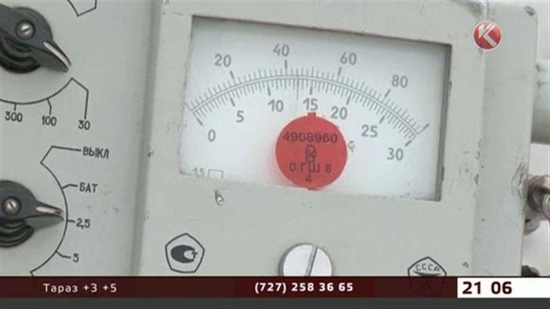Уровень радиации в Калачах не выше, чем в Астане и Алматы