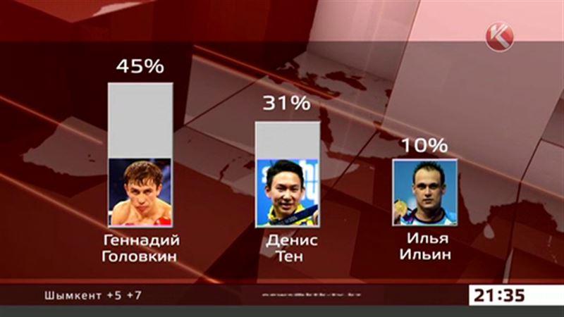 Казахстанцы выбрали лучшего спортсмена 2014 года